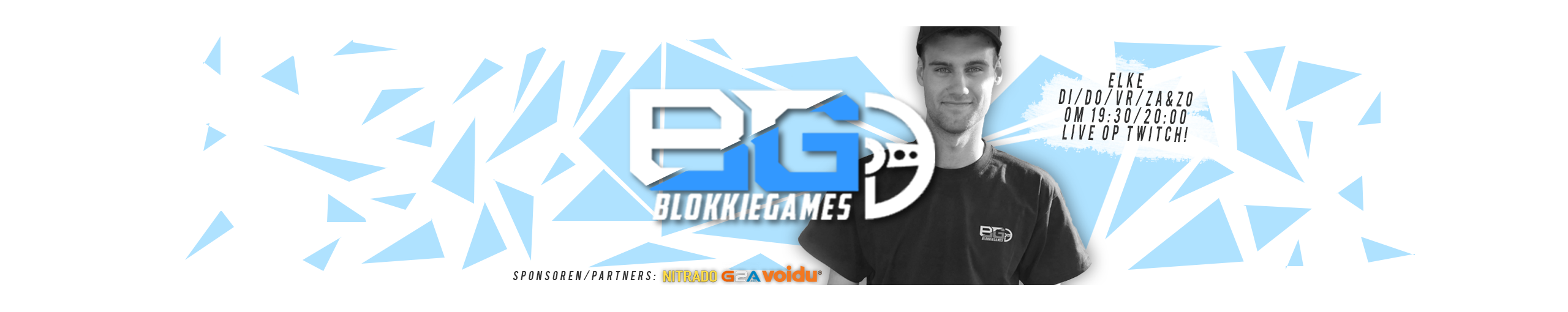 BlokkieGames Website